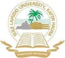 Sule Lamido University cut off mark