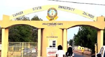 Taraba State University TASU cut off mark 2021