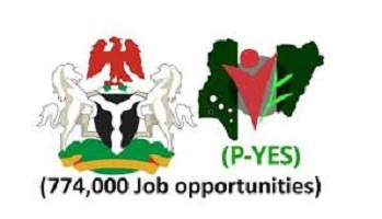 www.p-yes.gov.ng shortlisted candidates
