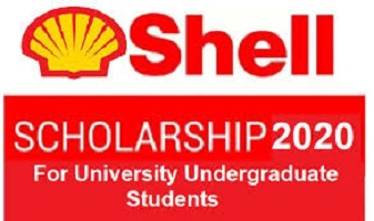 SHELL NIGERIA STUDENTS SPDC SCHOLARSHIP 2020