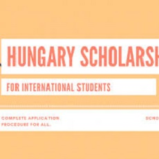 GOVERNMENT OF HUNGARY SCHOLARSHIPS FOR KENYANS 2021