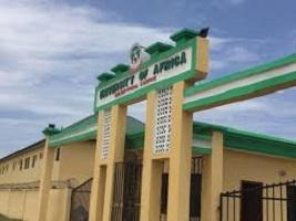 University of Africa Toru cut off mark 2021