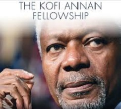 Kofi Annan Fellowships for Outstanding Students