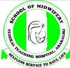 AEFUTHA School of Nursing Admission Form 2021