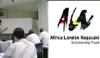 Africa London Nagasaki Scholarship