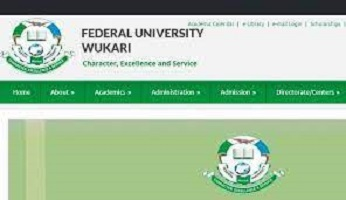 Courses Offered at FUWUKARI