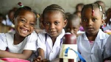 Gift Girl child advocate | Ele-ojone foundation