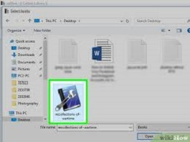 How to open EPUB FILE