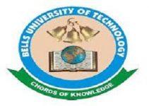 Bells University of Technology Cut Off Mark 2020/2021