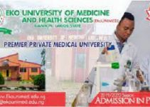 Eko University of medicine and health sciences school fees
