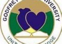 Godfrey Okoye University school fees scheme for 2021