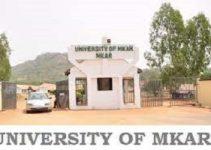 UNIVERSITY OF MKAR SCHOOL FEES 2021
