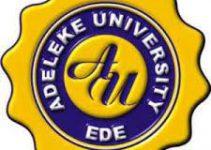 Adeleke University Cut Off Mark 2021