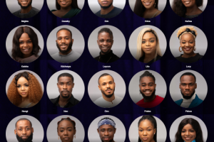 Names of Big Brother Naija (BBNaija) 2021 Housemates / Contestants (Season 6)