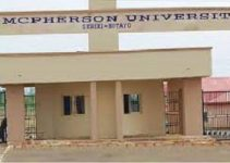 MCPHERSON UNIVERSITY SCHOOL FEES FOR 2021