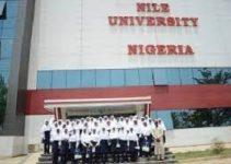 NILE UNIVERSITY SCHOOL FEES FOR 2021