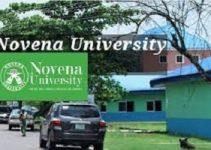 NOVENA UNIVERSITY SCHOOL FEES FOR 2021
