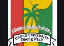 Obong University Cut Off Point 2021