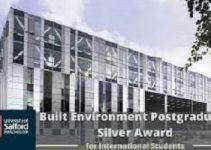 Postgraduate International Silver Award in UK