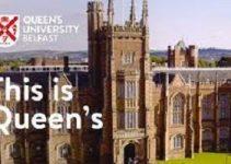 Queen's University Belfast Early Bird Reward International Postgraduate Research Program
