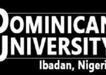 Dominican University, Ibadan Cut off Mark 2021/2022 Session