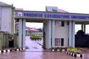 Precious Cornerstone University, Cut off Mark 2021/2022